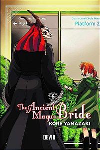 The Ancient Magus Bride – Vol. 8