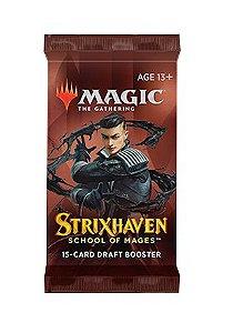 Booster Avulso - Strixhaven - Booster de Draft