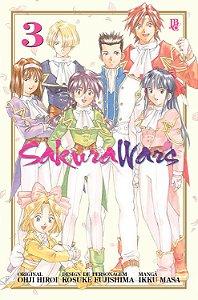 Sakura Wars 03