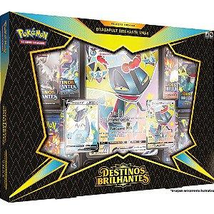 Box - Destinos Brilhantes - Coleção Dragapult VMAX