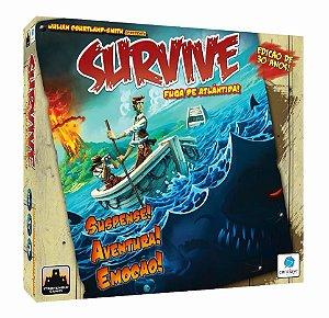 Survive – Fuga de Atlântida