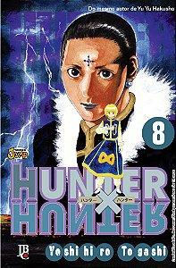 Hunter X Hunter Vol. 08