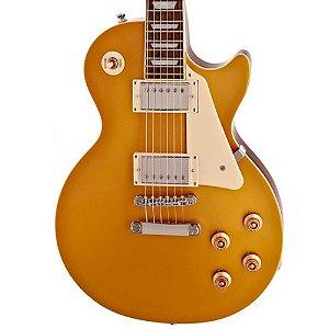 Guitarra Epiphone Les Paul Standard 50s Metallic Gold
