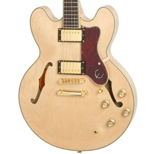 Guitarra Semi-Acústica Epiphone Sheraton II Pro Natural