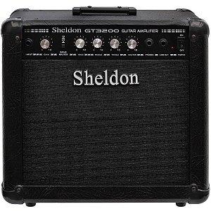 Caixa Amplificada Sheldon GT3200 40W 110/220V para Guitarra