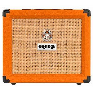 Caixa Amplificada Orange Crush CR 20 20w 1x8 para Guitarra