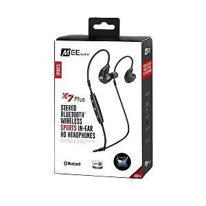 Fone De Ouvido MEE Audio X7 Plus Bluetooth Sports In-Ear HD