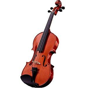 Violino Acústico Lantana 4/4 Natural com Case