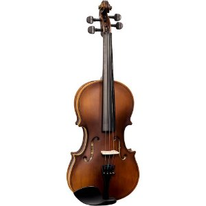 Violino Vogga 3/4 VON134N Natural com Case