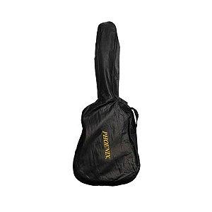 Bag Capa Courino Simples Phx PAA013 para Contrabaixo