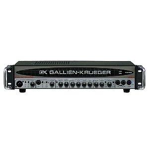 Cabeçote Gallien Krueger 1001RB II 700W 110V para Baixo