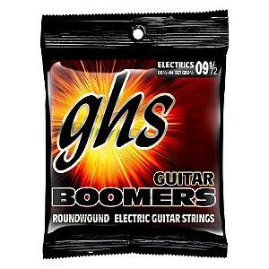 Encordoamento Ghs GB09 009.1/2 - 0.44 para Guitarra