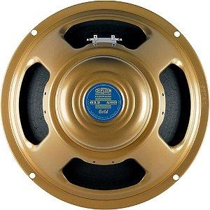 "Alto Falante Celestion G12 Alnico Gold 50w 12"" 8 Ohms"