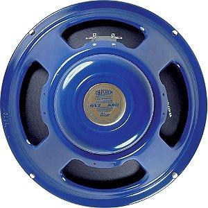 """Alto Falante Celestion G12 Alnico Blue 15w 12"""" 8 Ohms"""