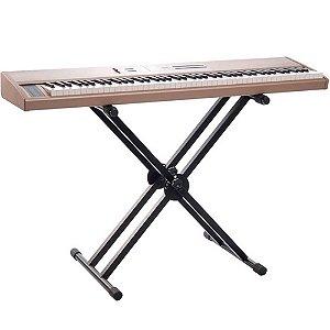 Suporte de Chão Ibox BX1 Duplo para Piano