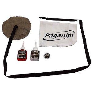 Kit de Limpeza Paganini PLS006 para Sax Tenor