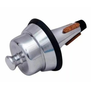 Surdina Cup Mut Paganini PST042 Alumínio para Trompete