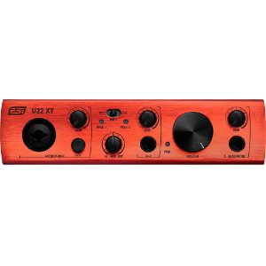 Interface de Áudio ESI Audio U22 XT 4 Canais USB