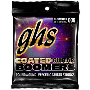 CB-GBXL - ENC GUIT 6C COATED BOOMERS 009/042 - GHS