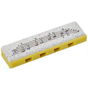 Harmonica Speedy Amarela - HOHNER