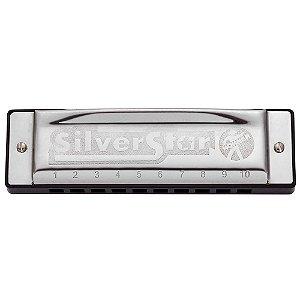 Harmonica Silver Star 504/20 - A (LA) - HOHNER