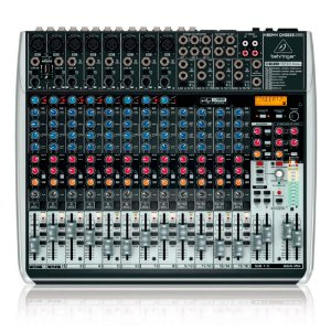 Mixer com 22 canais BiVolt - QX2222USB - Behringer