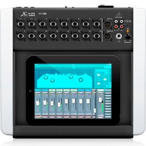 Mixer dig. iOS/PC/Android, 18-in/8-out X-Air X18 - Behringer