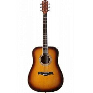 Violão Acústico Seizi Tennessee Blues Sunburst
