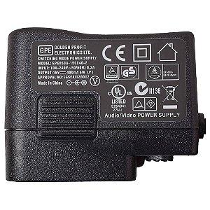 Adaptador para Microtour e Pedais - ADPT-70001 - EDEN