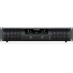 Amplificador de Potência Behringer NX3000 3000W Classe-D
