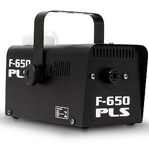 F-650 - MAQUINA DE FUMACA (220V) - 400W - PLS
