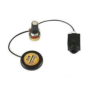 Captador de Contato Deval GPSA Passivo para Cordas Aço