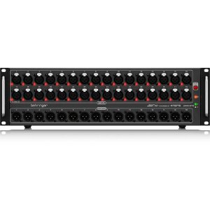 Stage Box S32 com 32in/16out e pre Midas - Behringer
