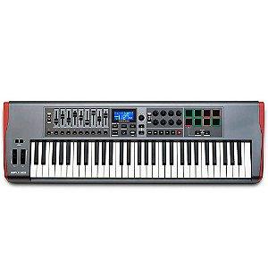 TECLADO CONTROLADOR USB/MIDI IMPULSE 61 - NOVATION