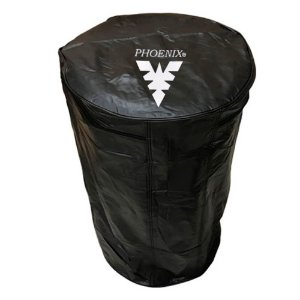 Bag Capa Courino Phx PAA030 Preta para Tantan