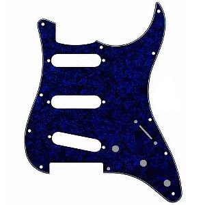 Escudo Phx 67BL Azul Perolado para Guitarra Stratocaster