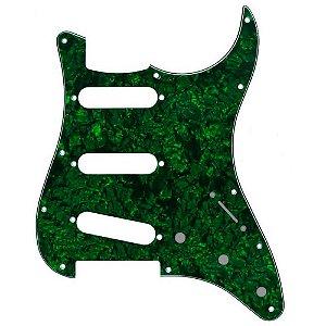 Escudo Phx 67GR Verde Perolado para Guitarra Stratocaster