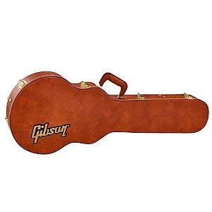 Case Gibson Les Paul Aslpcase Brown para Guitarra