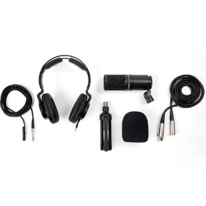 Kit para Podcast Zoom ZDM-1 Podcast Mic Pack