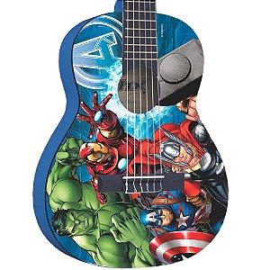 Violão Acústico Phx Vim-a1 Marvel Avengers Infantil