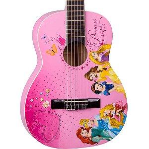 Violão Acústico Phx Vip-3 Disney True Princess Infantil