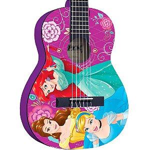 Violão Acústico Phx Vip-4 Disney Princesas Infantil