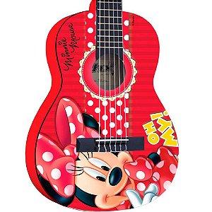 Violão Acústico Phx Vid-mn1 Disney Minnie Infantil