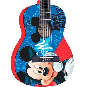Violão PHX Infantil Disney Mickey Rocks VID-MR1