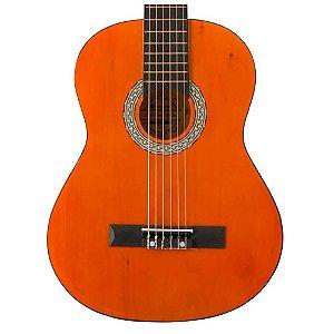 Violão Acústico Harmonics Gk-10 1/4 Kids Nylon Natural
