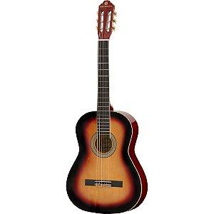Violão Acústico Harmonics Gna-111 Clássico Nylon Sunburst