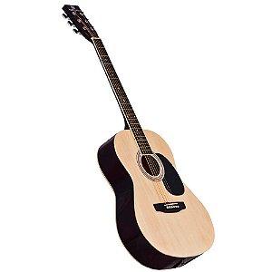 Violão Acústico Harmonics Gs-11nt Aço Natural
