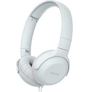 Fone De Ouvido Philips Tauh201 Branco