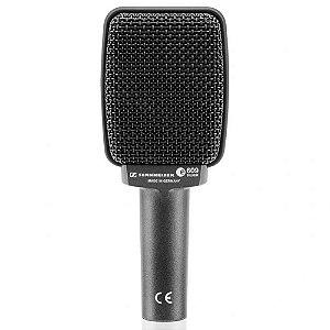 Microfone Sennheiser E-609 Super Cardióide Silver