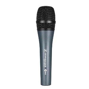 Microfone Dinâmico Super Cardióide E845 SENNHEISER